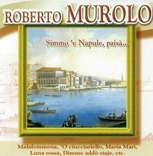 ROBERTO MUROLO - SIMMO 'E NAPULE, PAISÀ... - 16 TITRES - 2002 - NEUF NEW NEU