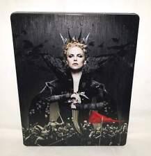 Biancaneve E Il Cacciatore (Limited SteelBook) (Blu-Ray+Dvd) Nuovo