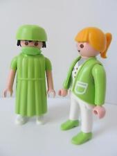 Playmobil Chirurgien & Lady Médecin ou Vet nouvel hôpital/animal Clinic figures