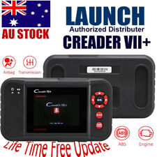 LAUNCH Creader VII+ As CRP123 ABS SRS Engine Airbag 4 System Diagnostic Scanner