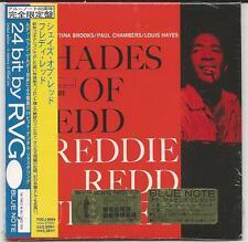 "FREDDIE REDD QUINTETT""Shades Of Redd""Japan Cardsleeve CD 1998 Blue Note NEU/OVP"
