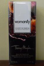 WOMANITY THE TASTE OF FRAGRANCE THIERRY MUGLER 1.7 OZ / 50ML EDP SPRAY WOMEN NIB