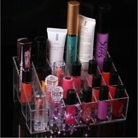 Hotsale  Clear Makeup Lipstick Organizer Cosmetic Storage Display Holder-Z