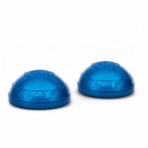 BOSU Balance Pods, 2er-Set, 16,5 x 3,5 cm, Balancetrainer, Balance Ball