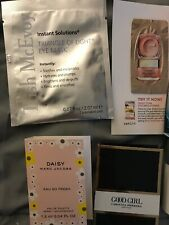 Beauty Samples 15pc Trish McEvoy Dermlogica Olay Lancome SkinCeuticals Vichy OBO