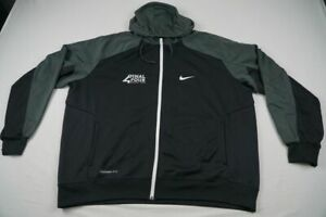 Nike Jacket Men's Black/Gray Therma-Fit NEW 3XL