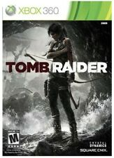 Tomb Raider 2013 Xbox 360 Never Played!