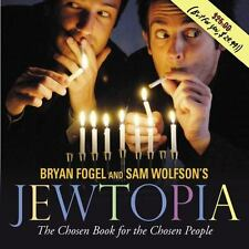 JEWTOPIA: The Chosen Book for the Chosen People, Fogel and Wolfson, NEW