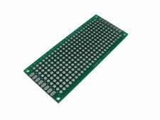 5PCS HQ 3*7cm Double Side Prototype Board Perforated 2.54mm Plated Through Hole