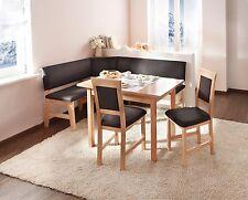 Nouveau Salzbourg eckbank cuisine salle à manger CORNER SEATING BENCH Table + 2 chaises