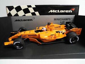 "1:18 McLaren Mercedes MP 4/21 "" TESTCAR "" - K. Räikkönen 2006"