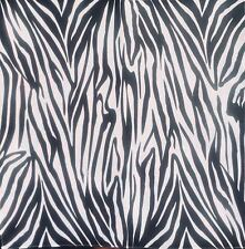 Zebra Print Bandana 100% Cotton Head band Dog Scarf Neck Tie Feeanddave