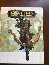 Exalted 1e Rulebook