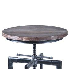 Armen Living Concord Adjustable Barstool, Industrial Grey/Ash Pine - LCCOSTSBPI