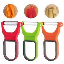 Magic Trio Peelers Slicer Shredder Peeler Trio Multifunction Vegetable Fruit US