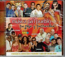 Musica Pal Pueblo Pa Goza y Parrandea   BRAND  NEW SEALED CD
