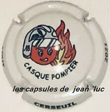 Champagne ORBAN Olivier Août 2021-La Ceriseuille  Août Casque de Pompiers