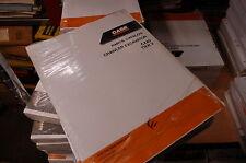 CASE CX80 TIER 3 Excavator Crawler Trackhoe Parts Manual book catalog spare list