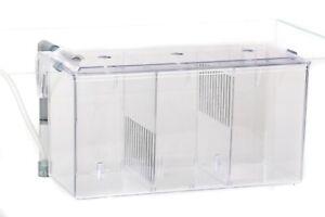Ista Hang On Separation External Box Breeding Fish Fry Shrimp Aquarium Tank