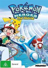 Pokemon Heroes - The Movie : NEW DVD