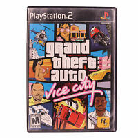 Grand Theft Auto: Vice City PlayStation 2 PS2 Complete