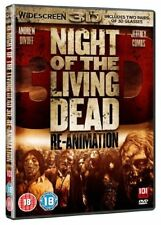 NIGHT OF THE LIVING DEAD:REANIMATION 3D / 2D - DVD - With Slipcover -