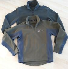 Mens authentic  BERGHAUS & NORTH FACE fleece jackets..size S...great condition