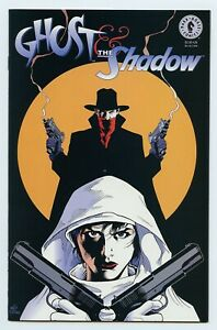 Ghost and The Shadow #1 One-Shot FN/VF Dark Horse Comics 1995