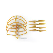 Hubsan H501S H501C Spare Parts CW/CCW Propellers & Protection Cover Set Gold