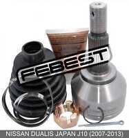 8R0407271B 1710-Q520MT Genuine Febest Outer Cv Joint 33x76.5x42 8K0498099B