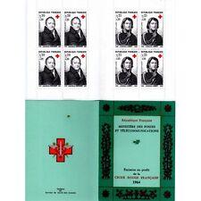 Carnet Croix-Rouge CR2013 - Carnet Croix Rouge  - 1964