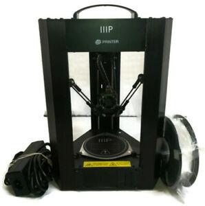 Monoprice Mini Delta 3D Printer Fully Assembled w/ Heated Build Plate & Filament