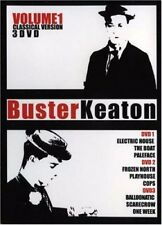 Buster Keaton - Digipack - 3 disc set