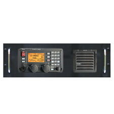 3U RACK MOUNTING PANEL FOR ICOM HF MARINE M802 + SP24 SPEAKER - NEW ITEM!