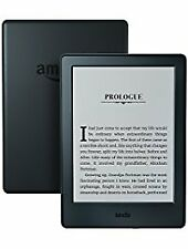 "Amazon Kindle WP63GW E-reader 6"" 4GB 7th Gen  **GOOD CONDITION**FREE CASE**"