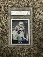2020 Score Football #172 Jaylon Smith, Gem Mint GMA 10, Cowboys