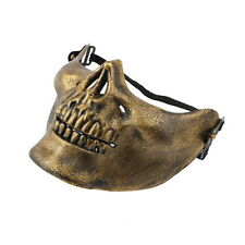 Masque Skull Or NEUF