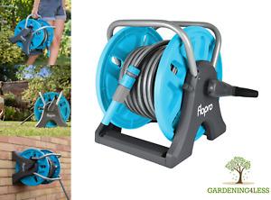 FloPro Easy Reel Complete Garden 20m Hose Set Durable Kink Resistant Flexible