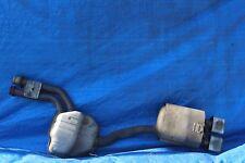 2005 CHRYSLER CROSSFIRE SRT6 #17 AMG MUFFLER EXHAUST TIPS OEM