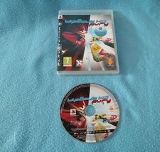 Playstation 3 ps3 Wipe out wipeout hd fury