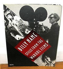 SIGNED Billy Name Stills From the Andy Warhol Films Factory Debra Miller PB 1st