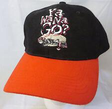 Ya Wanna Go ? Don Cherry  Hockey attitude baseball cap hat adjustable v