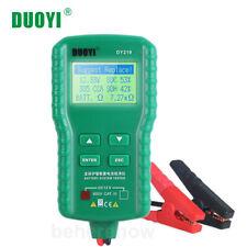 12V Car Battery Tester 100~ 1700CCA Battery Lead Acid Battery Cranking Charging