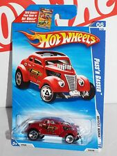 Hot Wheels 2010 Performance Series #104 Pass'n Gasser Red w/ 5SPs & SKs