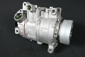 Audi S6 RS6 S7 4G 4.0TFSI Air Conditioner Compressor 4G0260805F