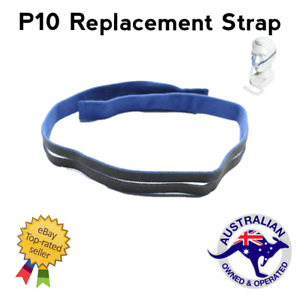 **CLEARANCE** ResMed P10 Replacement Strap + 2 x Adjustment Clips After Market