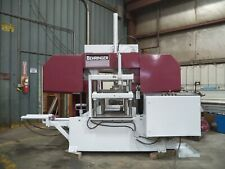 """1999 Behringer Hbp430A, 17"""" X 17"""", (Cnc), Horizontal Automatic Feed Band Saw"""