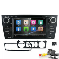 "for BMW E90 3 Series Navigation DVD System 1 DIN Car Radio Stereo GPS 7"" UI RDS~"