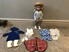 Beautiful Early Vintage Sasha Doll (Blond Hair) With Clothes