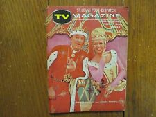 Feb-1966 St. Louis Post-Dispatch TV Maga(GINGER ROGERS/WALTER PIDGEON/CINDERELLA